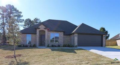 Tyler Single Family Home For Sale: 7353 Hearthstone Lane