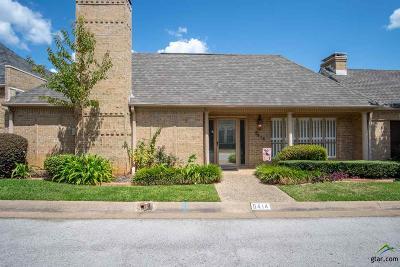 Tyler Condo/Townhouse For Sale: 5414 Carmel Court