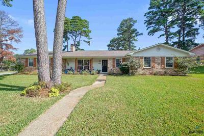 Tyler Single Family Home For Sale: 912 Jeffery