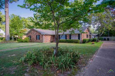 Longview Single Family Home For Sale: 1208 Maywood Dr.