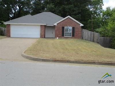Tyler Single Family Home For Sale: 117 S Palmer