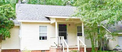 Longview Single Family Home For Sale: 1313 N 9th St
