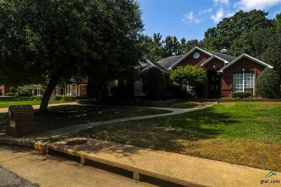 Tyler Single Family Home For Sale: 4015 Lazy Creek Dr.