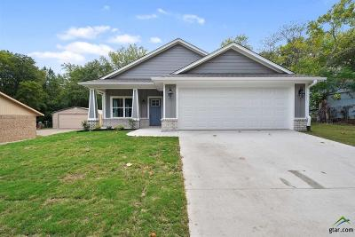 Tyler Single Family Home For Sale: 1608 W 7th Street