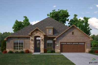 Tyler Single Family Home For Sale: 9032 Teal Flight Way