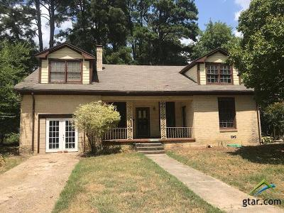 Tyler Single Family Home For Sale: 1015 W 8th St.