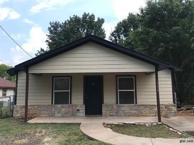 Longview Single Family Home For Sale: 516 Roosevelt