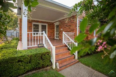 Tyler Single Family Home For Sale: 2020 Belmont Drive