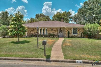 Canton Single Family Home For Sale: 113 Granada Square