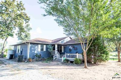 Grand Saline Single Family Home For Sale: 515 Vz County Road 1112