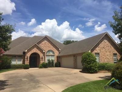 Tyler Single Family Home For Sale: 2305 Firestone Circle