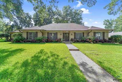 Tyler Single Family Home For Sale: 8323 Yale
