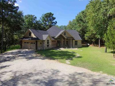 Quitman Single Family Home For Sale: 284 County Road 1451