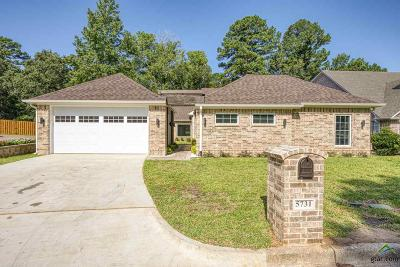 Tyler Single Family Home For Sale: 5731 Andover Dr.