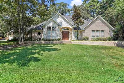 Tyler Single Family Home For Sale: 12307 Colby Circle