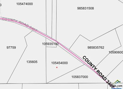 Acreage For Sale: County Road 3407