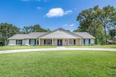 Single Family Home For Sale: 201 E Acker Tap
