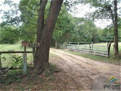 Farm For Sale: 2364 County Road 3414
