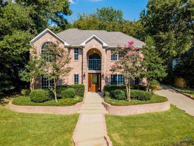 Tyler Single Family Home For Sale: 6220 Spring Creek Dr.