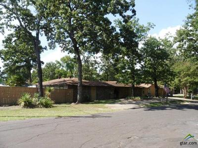 Quitman Single Family Home For Sale: 1031 County Road 2140