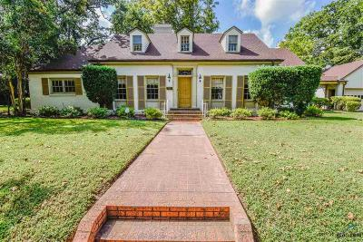 Tyler Single Family Home For Sale: 213 E 2nd St.