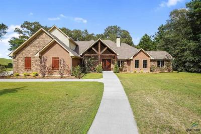 Tyler Single Family Home Contingent - Active: 10849 Deer Creek Dr