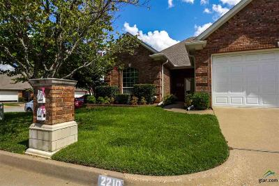 Single Family Home For Sale: 2210 Homestead Ln