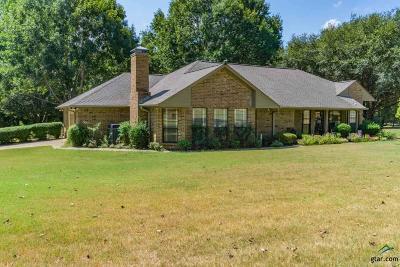 Single Family Home Option Pending: 10107 Hillside Ln