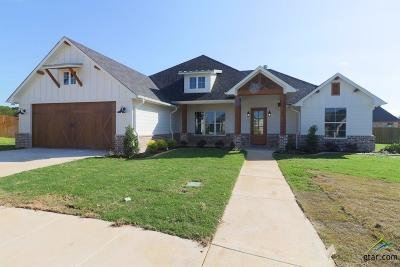 Tyler Single Family Home For Sale: 7318 Simms Creek Ct