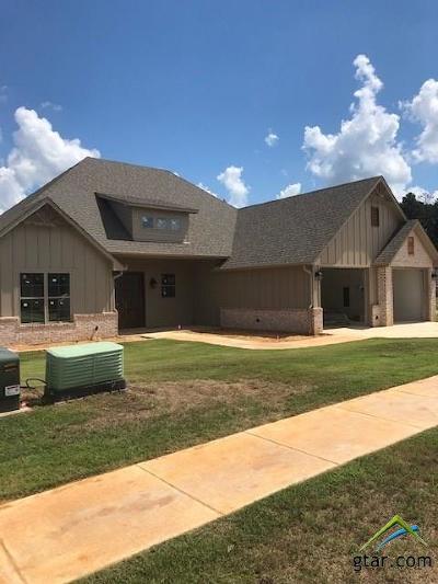 Tyler Single Family Home For Sale: 7344 Shoal Creek