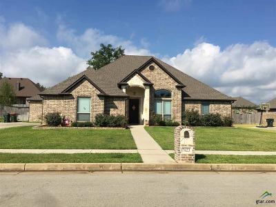 Tyler Single Family Home For Sale: 7623 Laurel Springs Lane