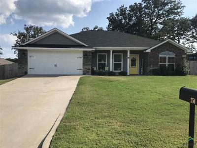 Lindale Single Family Home For Sale: 354 Asher Lane