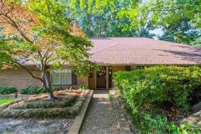 Tyler Single Family Home For Sale: 1100 E Amherst