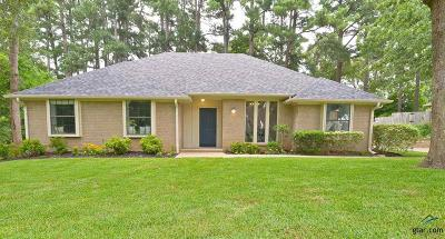 Tyler Single Family Home For Sale: 10850 Harvestwood Drive
