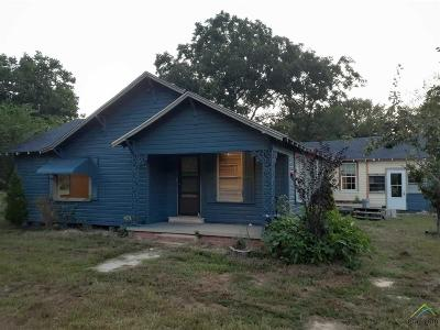 Quitman Single Family Home For Sale: 421 Clark