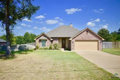 Tyler Single Family Home For Sale: 12781 C R 1139