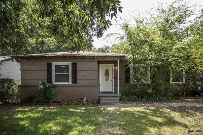 Tyler Single Family Home For Sale: 2521 Sunnybrook Drive