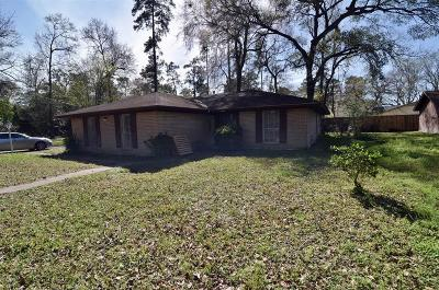 Harris County Single Family Home For Sale: 18219 Mossforest Drive