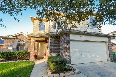 Conroe Single Family Home For Sale: 910 Summer Rain Court
