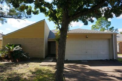 Houston Single Family Home For Sale: 2926 Shadow Trail Drive