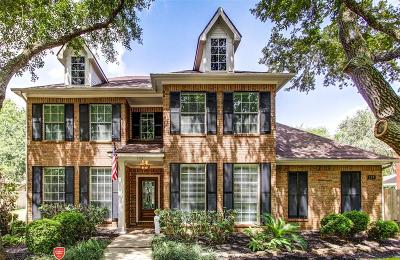Sugar Land Single Family Home For Sale: 138 Wilkins Crossing Crossing