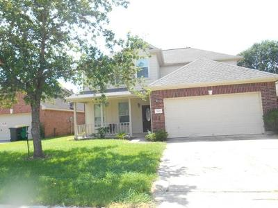 Baytown Single Family Home For Sale: 3915 W Lindbergh Court