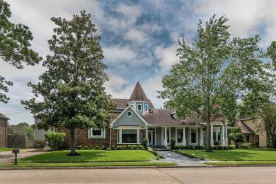 Houston Single Family Home For Sale: 15822 Brook Forest Drive