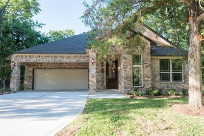 Montgomery Single Family Home For Sale: 30 Highland Point