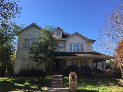 Houston Single Family Home For Sale: 531 Woodbend Lane