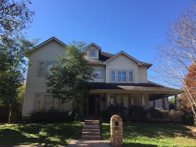 Houston TX Single Family Home For Sale: $659,000