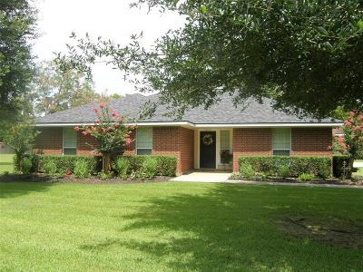 Simonton Single Family Home For Sale: 1614 Wagon Road