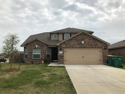La Marque Single Family Home For Sale: 333 Comanche Plains Road