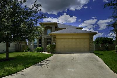 Cypress Single Family Home For Sale: 14015 Breezy Cypress Creek Trl