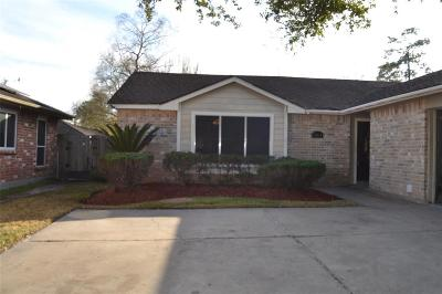 Houston Single Family Home For Sale: 13314 Whitchurch Way